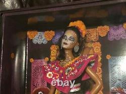 Barbie & Ken Set Dia De Los Muertos Poupées 2021 Jour De La Mort Limitée Vendu