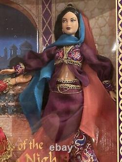 Barbie & Ken Tales Of The Arabian Nights Giftset Limited Edition Scellé Nrfb