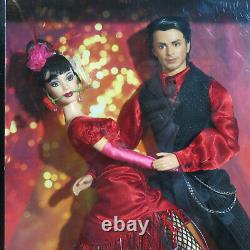 Barbie & Ken Tango Limited Edition Fao Schwarz No. 55314 Nib Nrfb Dance 2002