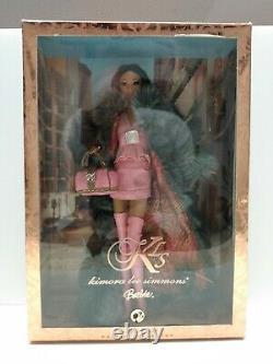 Barbie Kls Kimora Lee Simmons Doll Gold Label Limited Edition Nib Nrfb 2007