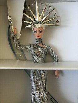 Barbie Lady Liberty Bob Mackie Fao Schwartz Exclusive Limited Edition 2000 Nrfb