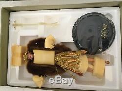 Barbie Le Charleston Par Bob Mackie Porcelain Doll Limited Edition 2001