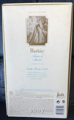 Barbie Lisette Silkstone Fashion Model Limited Edition 2000 Mib Onf
