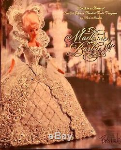 Barbie Madame Du Barbie Bob Mackie Limited Edition 1997 # 17934 Nrfb