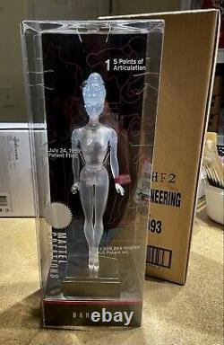 Barbie Mattel Créations L'art De L'ingénierie Ultra Edition Limitée Épuisé