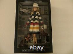 Barbie Mattel Hudson's Bay Company Doll Silver Label Mib Nrfb Limited Edition