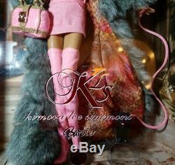 Barbie Mattel Kimora Lee Or Étiquette Édition Limitée De 1200 L4688 Doll