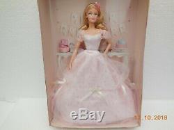 Barbie Mattel Souhaits D'anniversaire X9189 Limited Edition Muse Body Coa 2012