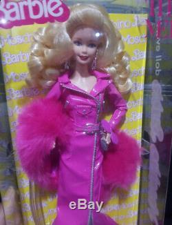 Barbie Moschino Met Gala 2019 Doll Limitée À 200 Pièces Nrfb Doll Rare