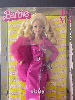 Barbie Moschino The Met Platinum Label Onf! Poupée Limitée