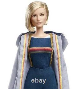 Barbie Signature Doctor Who Treizième Poupée Jodie Whittaker Limited Edition Nouveau