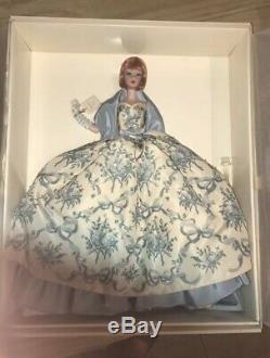 Barbie Silkstone 2001 Provencale, Collection De Modèles De Mode, Édition Limitée