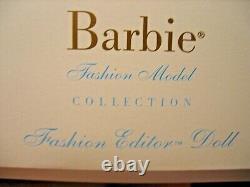 Barbie Silkstone Fao Schwarz Édition Limitée