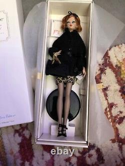 Barbie Silkstone Fao Schwarz Limited Edition Rédactrice De Mode