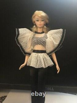 Barbie Silkstone Lisette Blonde Bfmc Gold Label Edition Limitée