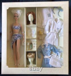 Barbie Spa Getaway Giftset 2003 Édition Limitée Modèle De Mode Silkstone Nrfb