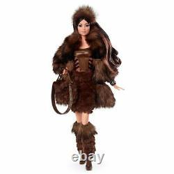 Barbie Star Wars Chewbacca Platinum Label Nib Very Unique Doll Limited