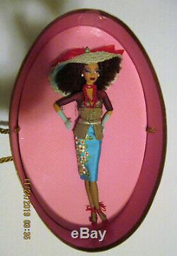 Barbie Sucre Doll Par Byron Lars, Édition Limitée En Or Bnib Nrfb