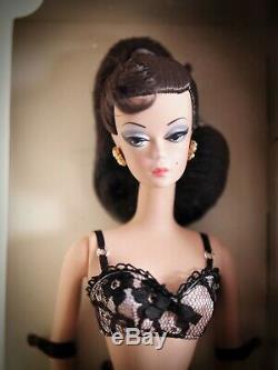 Barbie Véritable Silkstone Un Modèle De Vie Giftset Limited Edition B0147 Nrfb