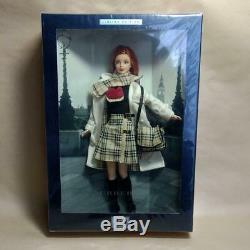 Barbie X Burberry Label Bleu Poupée Japon Limitée Nouveau Coffret