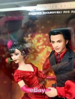 Barbie-nrfb- 2002 Édition Limitée Tango Pour La Fao Schwarz
