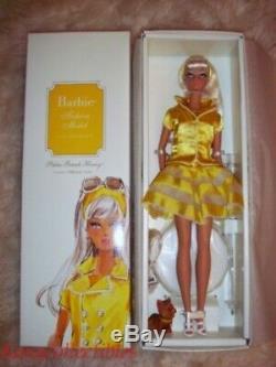 Bfc Exclusive! Palm Beach Honey Barbie Silkstone Édition Limitée
