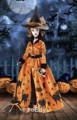 Bfmc 2011 Halloween Haunt Doll Limitée Barbie