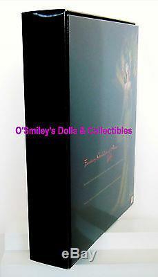Bob Mackie Déesse D'asie Barbie Limitée Designer Ed 20648 (vil008) Nrfb