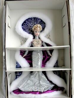 Bob Mackie Fantaisie Déesse De La Barbie Doll Artic New In Box Limited Edition