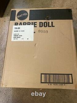 Bob Mackie Madame Du Barbie, 1997 Barbie Doll. Edition Limitée Nrfb Avec Shipper