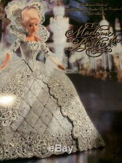 Bob Mackie Madame Du Barbie Limited Edition 1997 # 17934 Nrfb