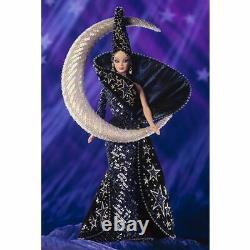 Bob Mackie Moon Déesse Barbie Doll 1996 Edition Limitée # 14105