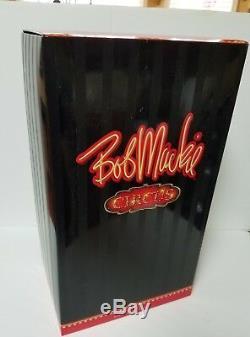 Bob Mackie Poupée Barbie Circus Ringmaster Nrfb, Édition Limitée 2010, Gold Label