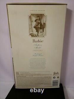 Boulevard Silkstone Barbie Doll Fashion 2000 Limited Edition Mattel 29653 Nrfb