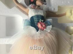 Boxed Barbie Doll Porcelain 2000 Limited Ed Mattel Prima Ballerina Le Bateau Libre