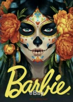 Brand New Barbie Dia De Los Muertos Jour Des Morts Doll Limitée Confirmé