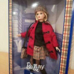 Burberry Blue Label Doll Édition Limitée Barbie 1999 Mattel Japan Limited