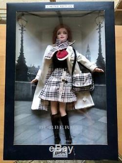 Burberry Designer Édition Limitée Barbie 2000
