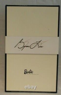Byron Lars Barbie Indigo Obsession Limited 4ème De La Série 1998 Mattel #26935