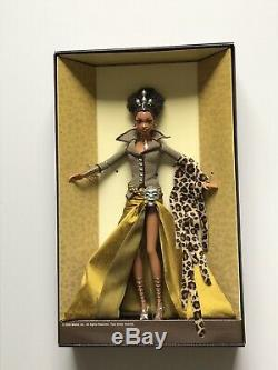 Byron Lars Barbie Trésors De L'afrique Tatu Edition Limitée
