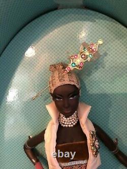 Byron Lars Chapeaux Collection (coco) Gold Label- Édition Limitée Barbie 2006