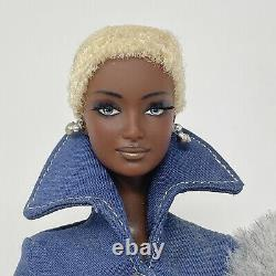 Byron Lars Indigo Obsession Barbie Doll 2000 Mattel D'édition Limitée Affiché