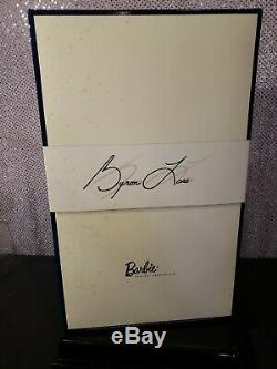 Byron Lars Indigo Obsession Poupée Barbie Mattel Limited Edition 26935 Nrfb
