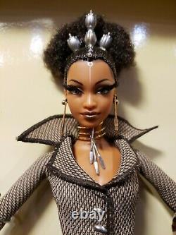 Byron Lars Tatu Barbie Doll 2002 Edition Limitée Mattel B2018 Onf