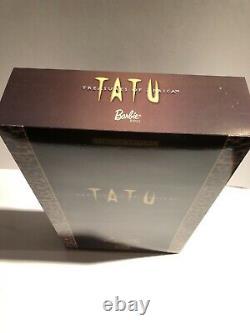 Byron Lars Tatu Barbie Doll Treasures Of Africa Limited Edition 2002 Mattel Nrfb