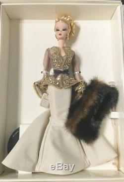 Capucine Barbie 2002 Collection De Modèles De Mode Nrfb Limited Edition Expéditeur