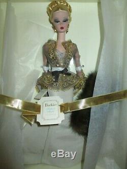 Capucine Barbie Fashion Model Silkstone Nrfb Limited Edition En Expéditeur