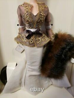 Capucine Silkstone Barbie Doll 2002 Édition Limitée Mattel B0146 Onf