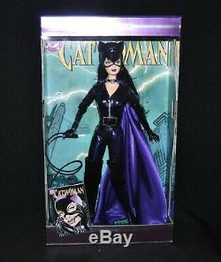 Catwoman Barbie Collectibles Edition Limitée Mattel 2003