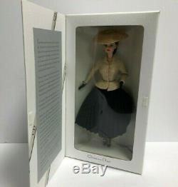 Christian Dior Paris Barbie Collection 1996 Poupée Mattel Limited Edition
